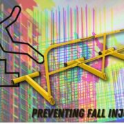 Guardrails protect workers from fall injuries